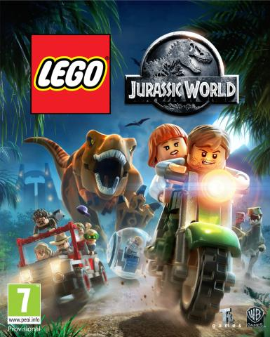 LEGO: JURASSIC WORLD - STEAM - PC / MAC - WORLDWIDE