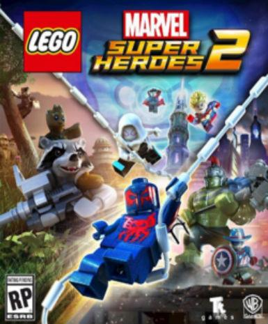 LEGO: MARVEL SUPER HEROES 2 - STEAM