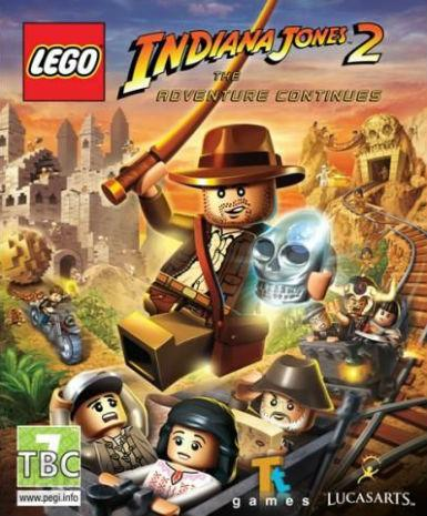 LEGO INDIANA JONES 2: THE ADVENTURE CONTINUES - STEAM - PC - WORLDWIDE