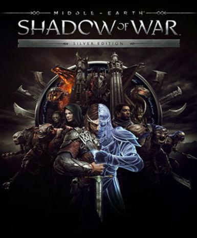 MIDDLE-EARTH: SHADOW OF WAR - SILVER EDITION - STEAM - PC - EMEA, US & ASIA