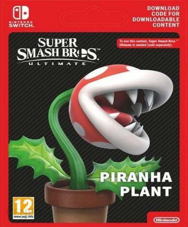 SMASH BRO ULTIMATE PIRANHA - NINTENDO SWITCH - MULTILANGUAGE - EU