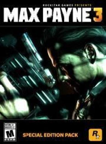MAX PAYNE 3 - SPECIAL EDITION PACK (DLC) - STEAM - PC