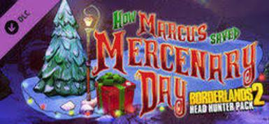 BORDERLANDS 2 - HEADHUNTER 3: MERCENARY DAY (DLC) - STEAM - PC - EU