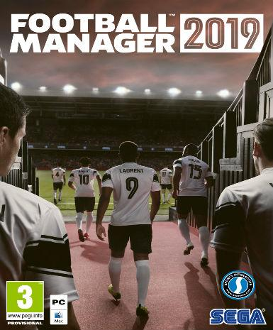 FOOTBALL MANAGER 2019 - STEAM - PC / MAC - EMEA