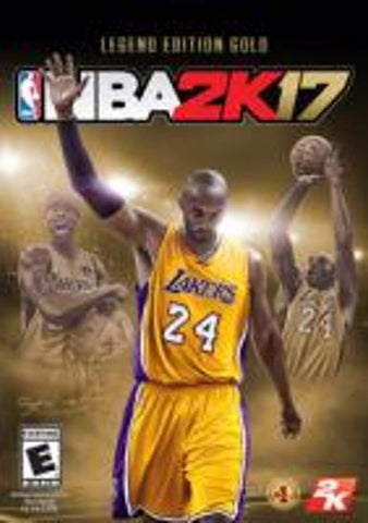 NBA 2K17 (LEGEND EDITION GOLD) - STEAM - PC