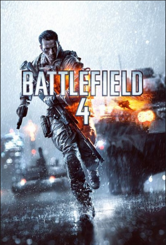 BATTLEFIELD 4 - ORIGIN - PC - WORLDWIDE