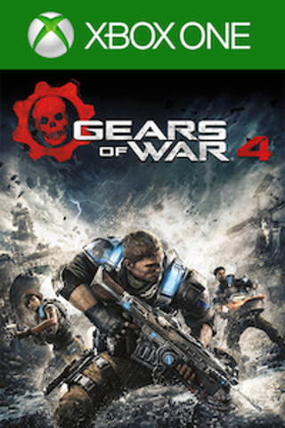GEARS OF WAR 4 - XBOX ONE - PC - WORLDWIDE