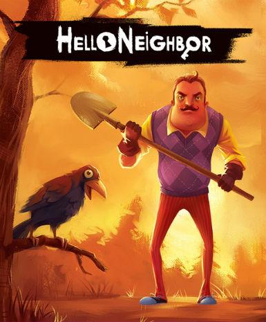 HELLO NEIGHBOR - STEAM - PC