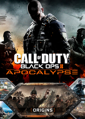 CALL OF DUTY: BLACK OPS 2 - APOCALYPSE - STEAM - PC - WORLDWIDE
