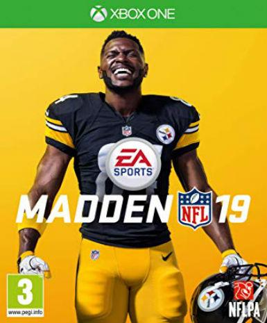 MADDEN NFL 19 (XBOX ONE) - XBOX LIVE - WORLDWIDE