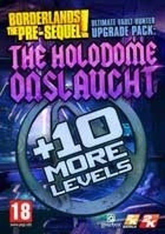 BORDERLANDS: THE PRE-SEQUEL - ULTIMATE VAULT HUNTER UPGRADE PACK: THE HOLODOME ONSLAUGHT (DLC) - STEAM - PC - EU