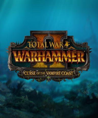 TOTAL WAR: WARHAMMER II - CURSE OF THE VAMPIRE COAST (DLC) - STEAM - MULTILANGUAGE - EU - PC