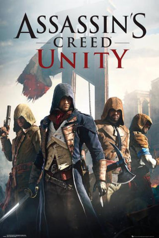ASSASSINS CREED: UNITY - UPLAY - PC - WORLDWIDE
