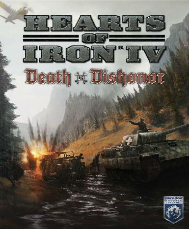 HEARTS OF IRON IV: DEATH OR DISHONOR - UNCUT - STEAM - PC / MAC - WORLDWIDE