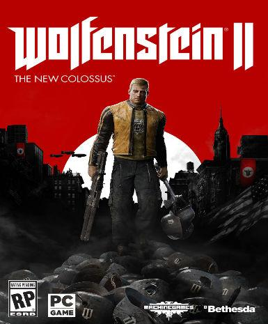 WOLFENSTEIN II: THE NEW COLOSSUS - STEAM - PC