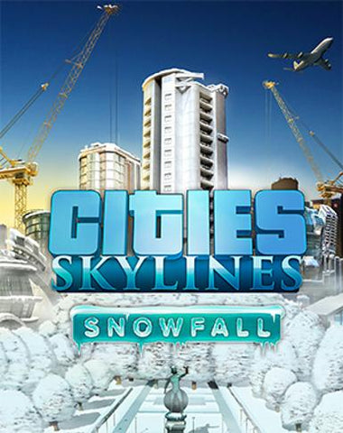 CITIES: SKYLINES - SNOWFALL - STEAM - PC / MAC