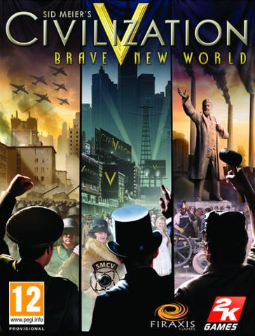 CIVILIZATION 5: BRAVE NEW WORLD - STEAM - PC / MAC
