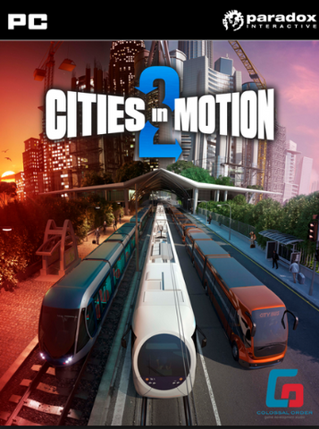 CITIES IN MOTION 2 - STEAM - PC