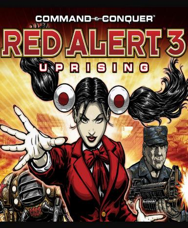 COMMAND & CONQUER: RED ALERT 3 - UPRISING - ORIGIN - MULTILANGUAGE - WORLDWIDE - PC