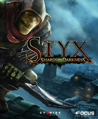 STYX: SHARDS OF DARKNESS - STEAM - PC - PC