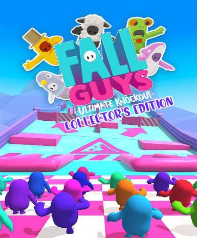 FALL GUYS: ULTIMATE KNOCKOUT COLLECTOR'S EDITION - STEAM - PC - MULTILANGUAGE - WORLDWIDE