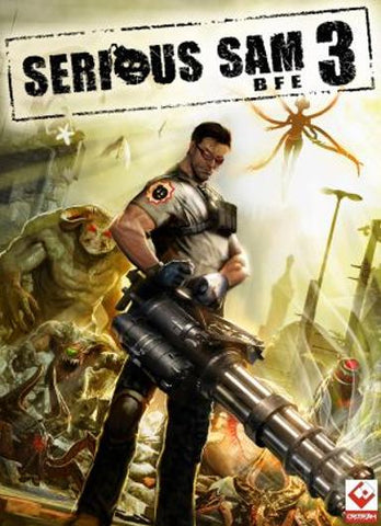 SERIOUS SAM 3: BFE - STEAM - PC / MAC