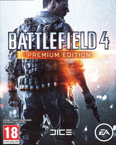 BATTLEFIELD 4 PREMIUM EDITION - ORIGIN - PC - WORLDWIDE