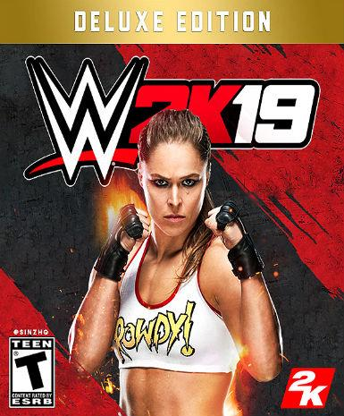 WWE 2K19 (DIGITAL DELUXE EDITION) - STEAM - PC - EU