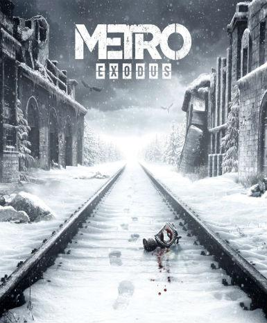METRO EXODUS - EPIC GAMES STORE - PC