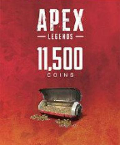 APEX LEGENDSU2122 - 11500 APEX COINS - ORIGIN - PC - WORLDWIDE