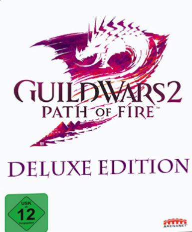 GUILD WARS 2: PATH OF FIRE (DELUXE EDITION) - OFFICIAL WEBSITE - MULTILANGUAGE - WORLDWIDE - PC Libelula Vesela