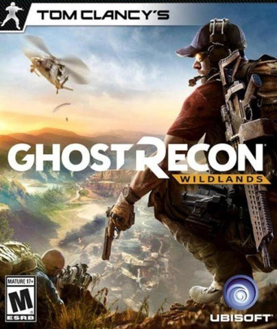 TOM CLANCY'S GHOST RECON WILDLANDS - UPLAY - MULTILANGUAGE - WORLDWIDE - PC