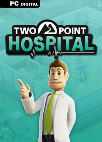 TWO POINT HOSPITAL - STEAM - MULTILANGUAGE - WORLDWIDE - PC / MAC