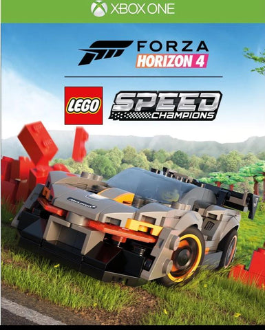 FORZA HORIZON 4 LEGO SPEED CHAMPIONS ADD-ON - XBOX ONE - XBOX LIVE - MULTILANGUAGE - WORLDWIDE
