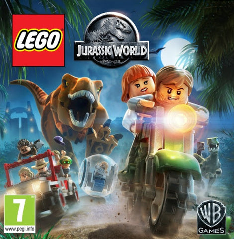 LEGO JURASSIC WORLD - STEAM - MULTILANGUAGE - EU - PC