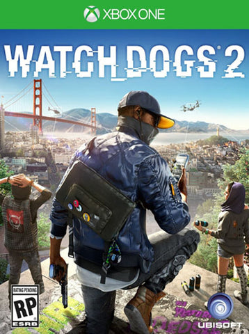 WATCH DOGS 2 (XBOX ONE) - XBOX LIVE - MULTILANGUAGE - WORLDWIDE - XBOX Libelula Vesela