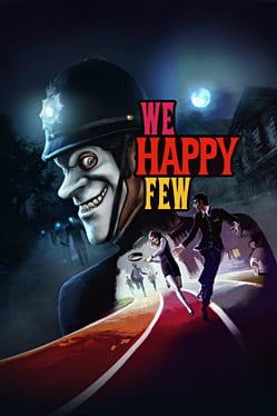 WE HAPPY FEW - STEAM - PC - WORLDWIDE