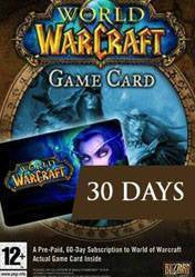 WORLD OF WARCRAFT 30 DAYS PREPAID EU - BATTLE.NET - PC - EU