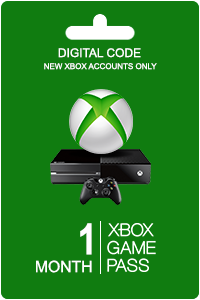 XBOX GAME PASS FOR XBOX ONE 1 MONTH - XBOX LIVE - WORLDWIDE - MULTILANGUAGE