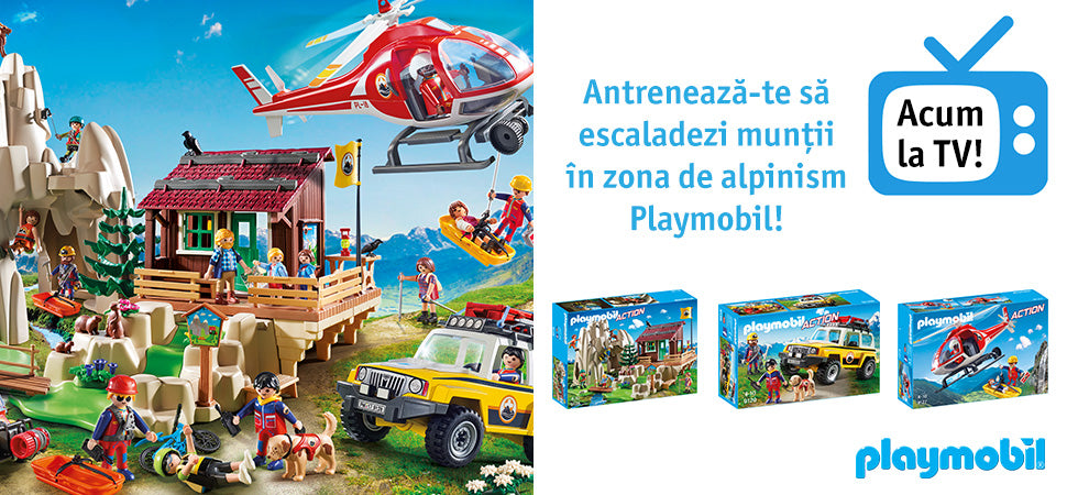 Playmobil Salvatori montani