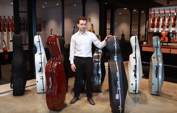 Cello Case Comparison Video