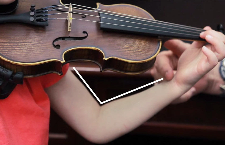Choosing the Correct Size Violin