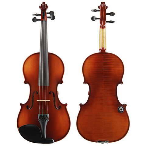 Electric-Acoustic Violin - Realist Violin E-Series 4 String (includes Oblong Case but no Bow)