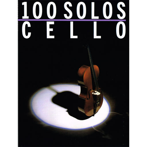 100 Solos - Cello edited by Kraber AM63231
