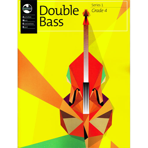 AMEB Series 1 Grade 4 - Double Bass/Piano 1203054439
