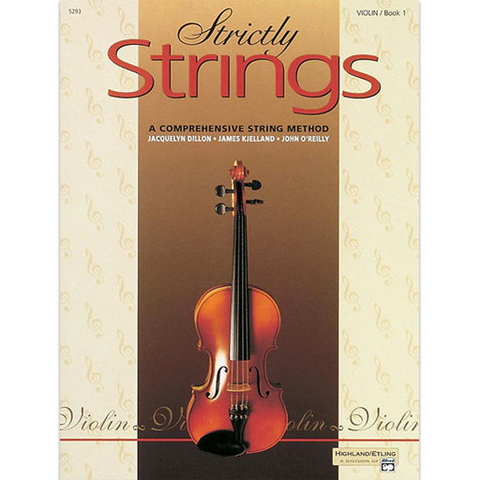 Strictly Strings Book 1 - Violin 5293