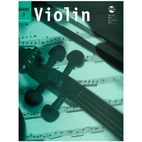 AMEB Series 8 Grade 3 - Violin/Piano 1202067539