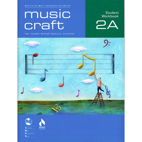AMEB Music Craft Grade 2A - Student Book 1204068439