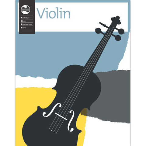AMEB Technical Workbook - Violin Latest Edition