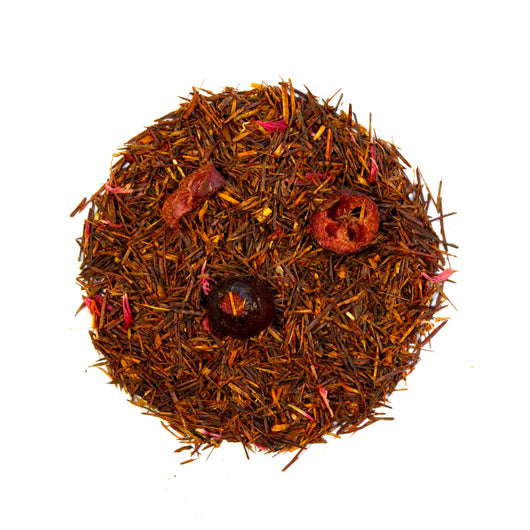 Rooibos Cranberry Losse Thee